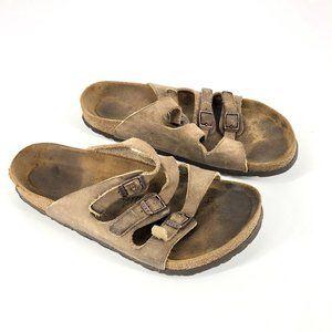 Birkenstock | Leather Florida Sandal Sz 39/9